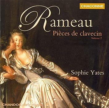 Rameau: Works for Harpsichord, Vol. 2