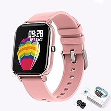 2021 Nieuwe P8 Kleurenscherm Smart Horloge Vrouwen Mannen Volledige Touch Fitness Tracker Bloeddruk Smart Klok Dames Smart...