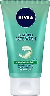 NIVEA Women Purifying Face Wash, for Oily Skin, 150 ml