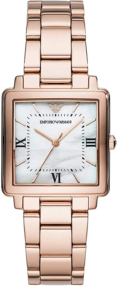 Emporio armani orologio analogico quarzo donna AR11177