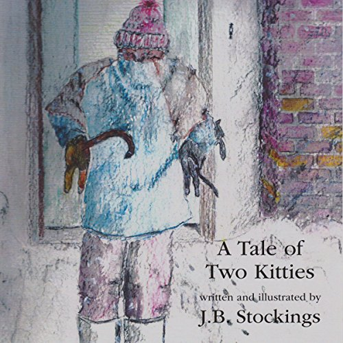 A Tale of Two Kitties audiobook cover art