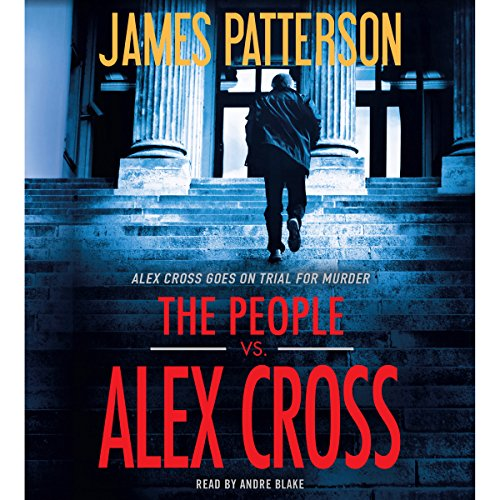 The People vs. Alex Cross audiobook cover art
