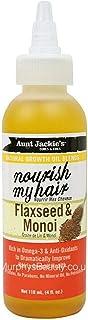 Aunt Jackies | Nourish My Hair Flaxseed & Monoi - 118ml