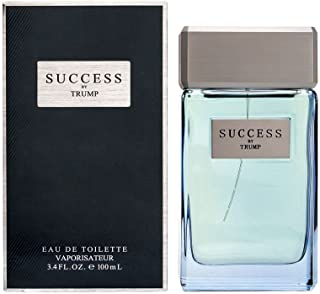 Trump Success Eau de Toilette Spray for Men, 3.4 Fluid Ounce