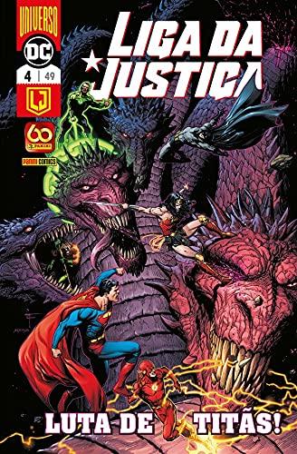 Liga Da Justiça 04/49