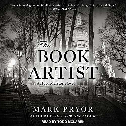 The Book Artist: Hugo Marston Series, Book 8