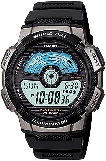 Casio Sport Watch Digital Display Quartz for Men AE-1100W-1AV