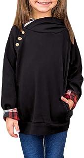 GOSOPIN Women Casual Hooded Open Front Knit Cardigan Sweater Coat