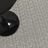 casa pura® Indoor- & Outdoor-Teppich Turin | Bodenbelag für Flur, Küche, Bad, Terrasse, Balkon, Garten | kunstvoll gewebt mit Schimmer Optik | Viele Größen (90x200 cm) - 2