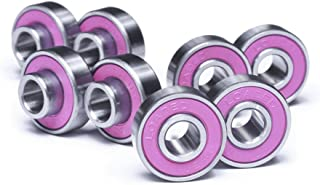 loaded longboard bearings