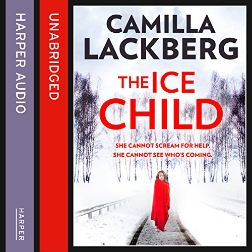 The Ice Child audiobook cover art