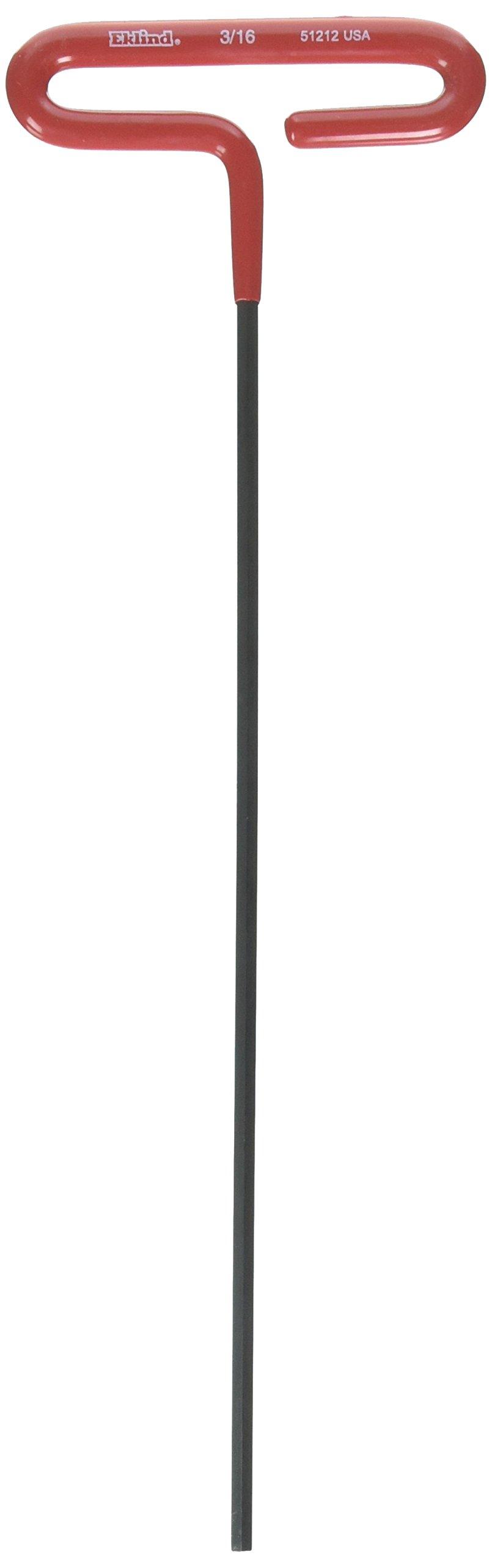 Eklind 54691 Cush Grip Hex 11mm 6 Arm T-Key