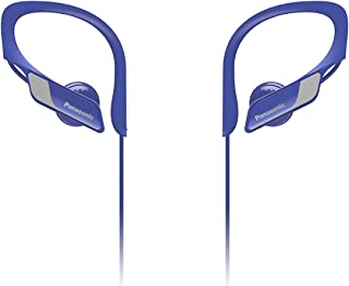 Panasonic RP-BTS10-A Sports Wireless Headphones, Blue