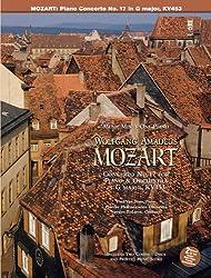 Concerto No. 17 For Piano & Orchestra in G Major, KV453