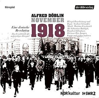 November 1918 Titelbild