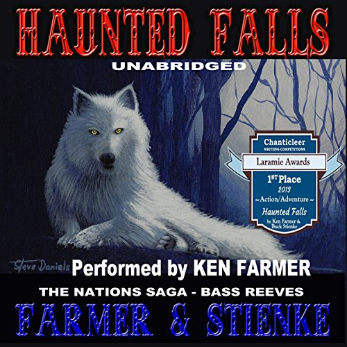 Haunted Falls audiobook cover art