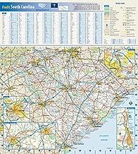 South Carolina State Wall Map - 16.5