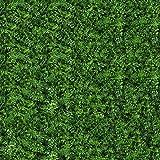Rouleau De Haie Artificiel, Écran De Protection De L'écran De Clôture De Jardin, Couverture De Clôture De Jardin en Plein Air,...