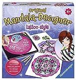 Ravensburger 29743 - Tattoo-Style - Mandala-Designer® midi -