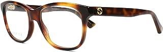 GG0166O Rectangular Eyeglasses 52mm