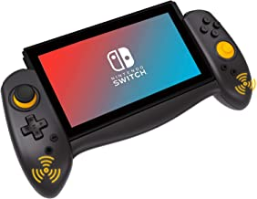 $29 » Sponsored Ad - Kinvoca Switch Controller for Nintendo Switch Handheld Mode, Ergonomic Grips and Joy Pad Pro, Supports Moti...