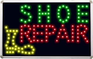 led136 Shoe Repair LED Neon Light Sign