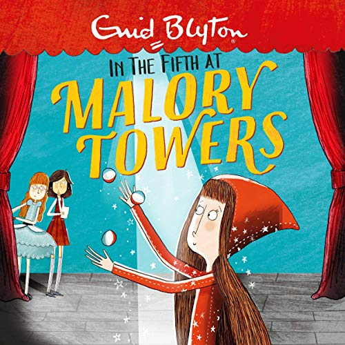 Malory Towers: In the Fifth cover art