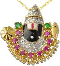 lord balaji pendants