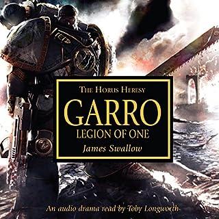 Garro: Legion of One cover art