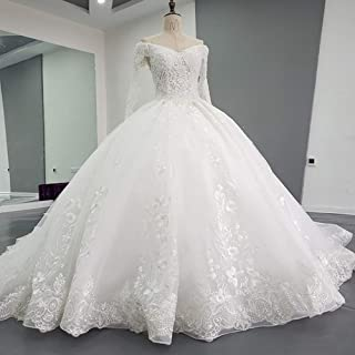 WANGCY Wedding Dresses Women Wedding Dress Elegant Dress Fashion Plus Size For Wedding Party