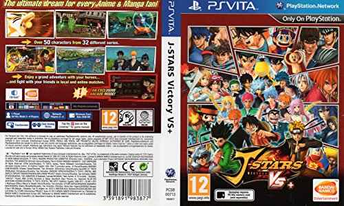 J-Stars Victory VS+ (Playstation Vita) [UK IMPORT]
