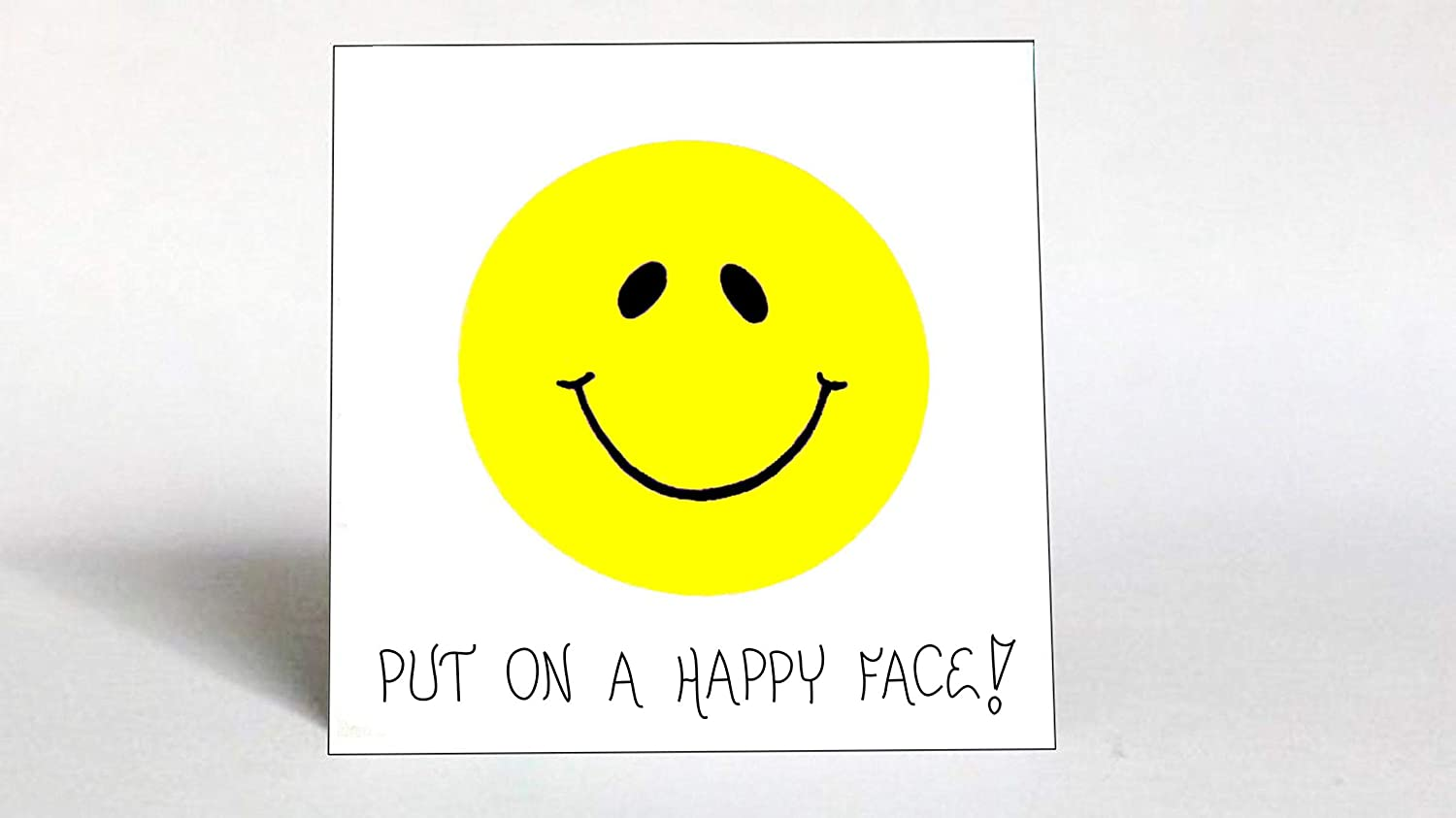 Manufacturer regenerated product Inspiration Quote Inventory cleanup selling sale Magnet Smile Every Day - USA Handcrafted