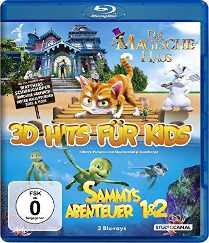 3D Hits für Kids [3D Blu-ray]