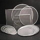 American Metalcraft 18731 Rectangular Aluminum Pizza Baking Screen, 11
