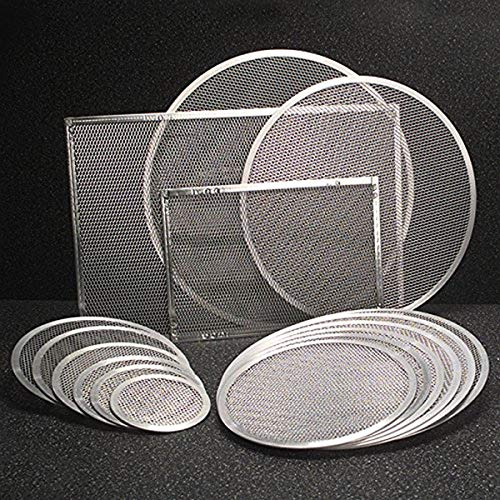 American Metalcraft 18731 Rectangular Aluminum Pizza Baking Screen, 11' L x 16' W