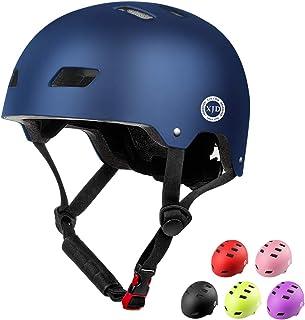 XJD 子供用ヘルメット スケートボード ヘルメット 幼児 子供 キッズ ヘルメット 軽量 通気性 スポーツ 自転車 サイクリング 通学 スキー スケートボード 保護用ヘルメット
