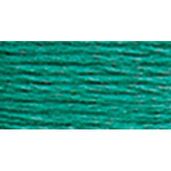 DMC 117-958 6 Strand Embroidery Cotton Floss 8.7-Yard Dark Seagreen