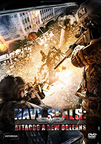 Navy seals - attacco a New Orleans [Italia] [Blu-ray]