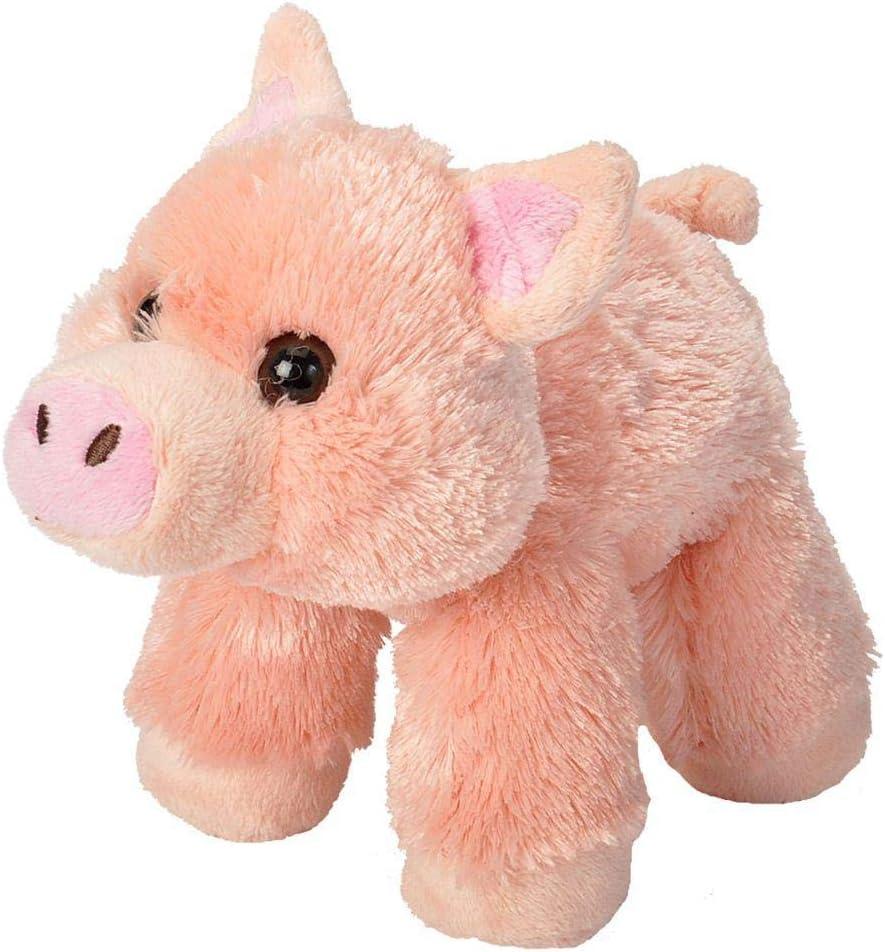 Wild Republic Pig Sales for sale Plush Stuffed Ki Gifts Animal Toy Japan's largest assortment