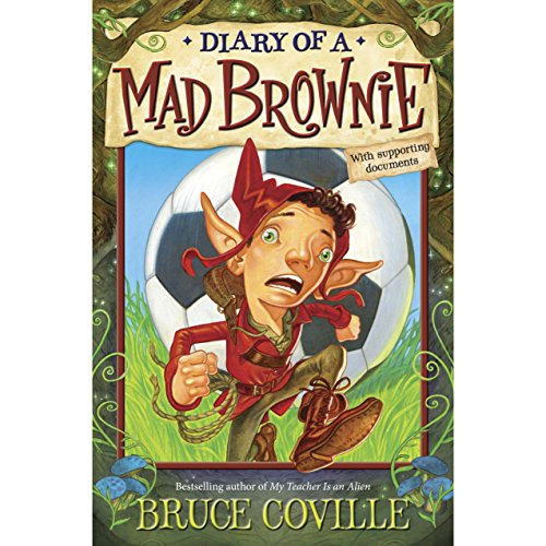The Enchanted Files: Diary of a Mad Brownie cover art