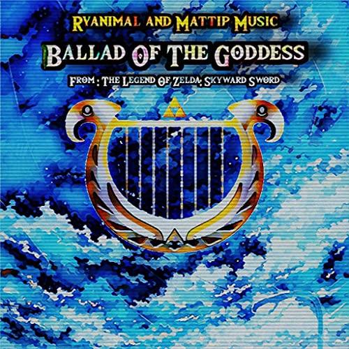 "Ballad of the Goddess (From ""The Legend of Zelda: Skyward Sword"") (Synthwave Remix)"