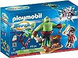 Playmobil - 9409 - Ogre géant avec Ruby