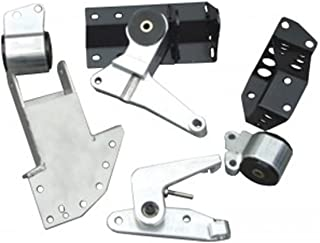 Hasport K-Series Swap Mount Kit for 88-91 Civic/CRX Hydro Tranny Solid Inserts