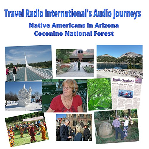Coconino National Forest near Sedona, Arizona audiobook cover art