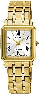 Premier Quartz Silver Dial Ladies Watch SWR030P1