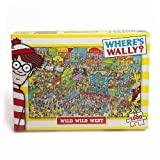 Paul Lamond 4035 - Puzzle de 1000 Piezas, diseño Wally en el Oeste