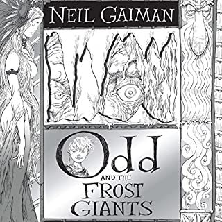 Odd and the Frost Giants cover art