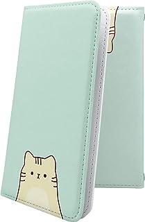 GRANBEAT DP-CMX1(B) ケース 手帳型 ぶた 豚 ねこ 猫 猫柄 にゃー グランビート オンキョー オンキョウ 手帳型ケース 女の子 女子 女性 レディース dpcmx1 dp-cmx1 cmx1 キャラクター キャラ キャラケース