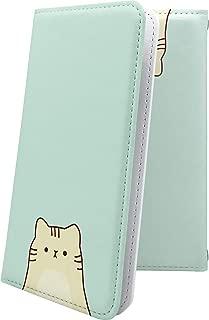 AQUOS Compact SH-02H ケース 手帳型 ぶた 豚 ねこ 猫 猫柄 にゃー アクオス コンパクト 手帳型ケース 女の子 女子 女性 レディース SH02H AQUOSCompact キャラクター キャラ キャラケース