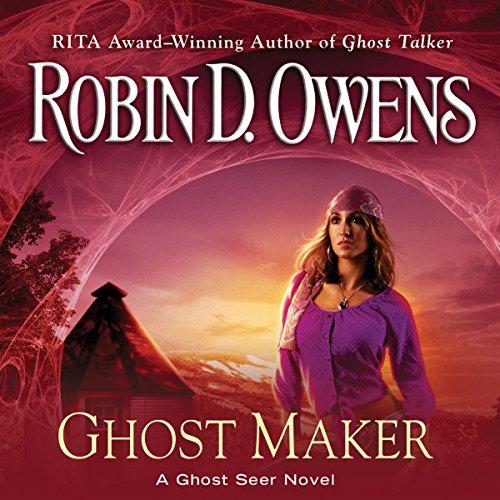 Ghost Maker audiobook cover art